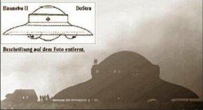 发现几十年前飞碟设计图,秘密制作ufo