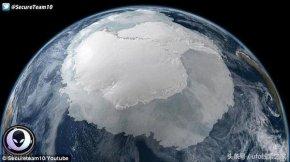 南极存纳粹秘密基地