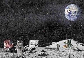 月球发现新能源,100吨就足够全地球人所有