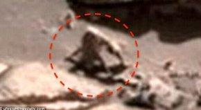 """""""好奇号""""火星上发现了外星人存在的新证据"""