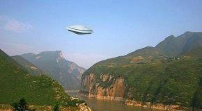 苏联捕获一搜UFO飞船发展运输机技术