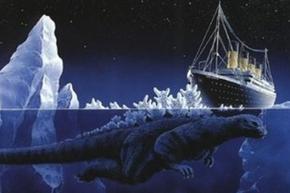 揭秘南极哥斯拉目击事件真面目