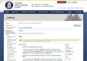 美国CIA在官网公布近1300万页含UFO及目击外星人等解密文件
