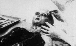KGB密件:5外星人合体发出白光,瞬间石化23名苏联大兵