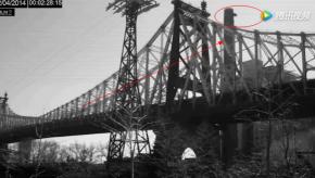 四个清晰ufo图片公诸于众(视频)