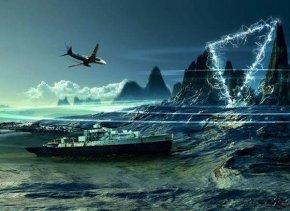 神秘百慕大龙三角外星人的秘密基地