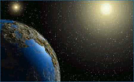 发现十个类地行星 NASA称这些行星或存在生命必需的液态水
