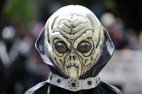 地球上真的有外星人?美国太空公司CEO:是的!