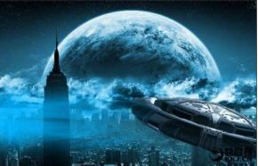 美俄战机拦截不明飞行物,美俘获两外星人