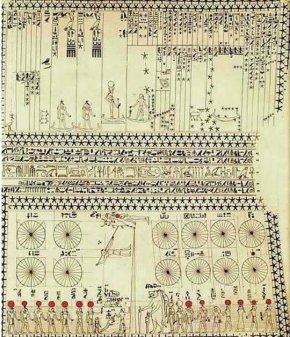 埃及《图利纸莎草纸》曾记载过ufo飞碟事件