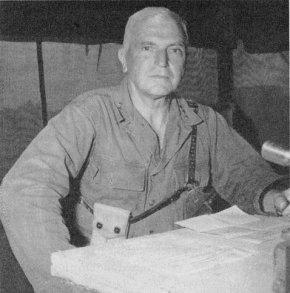 巴克纳-美太平洋战场上牺牲的高级将领