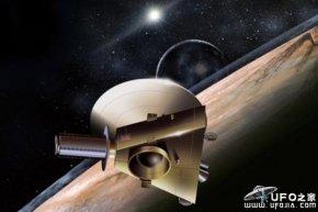 冥王星地表之下也存在神秘的海洋?