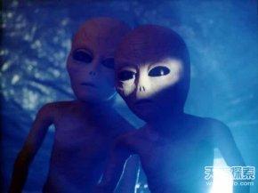 揭秘外星人造访地球不可告人的目的