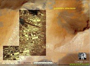 意大利研究员在火星上发现城市?