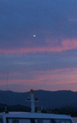 颐和园拍到的UFO?